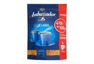 Кава Ambassador Blue Label натуральна сублімована 510г