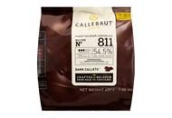 Шоколад Callebaut Dark callets 54.5% 400г