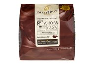 Шоколад Callebaut Dark callets 70.5% 400г