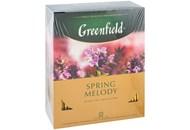 Чай Greenfield Spring Melody чорний 100*1.5г/уп