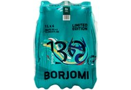 Mineral water Borjomi highly carbonated 1l