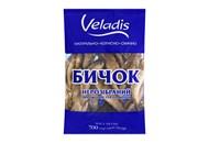 Бичок Veladis морожений нерозібраний глазурований 700г