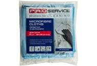 Серветки PRO з мікрофібри для скла 5 шт (28шт/ящ)