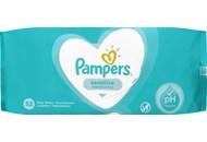 Cерветки вологі Pampers Sensitive дитячі 52шт