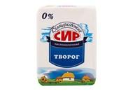 Сир кисломолочний Білоцерківський 0% 200г