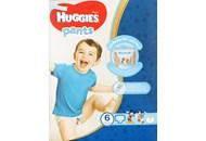Трусики-підгузники для хлопчиків дитячі гігієнічні 15-25кг Huggies 60шт