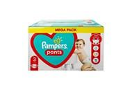 Підгузки-трусики Pampers Pants Mega Pack + дитячі 6-11кг 120штуп