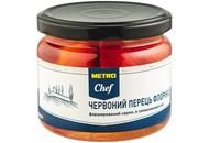 Metro Chef Перець Флорініс фарширований сиром в соняшниковій олії 280г