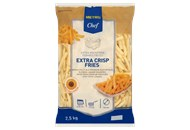 Картопля фрі Metro Chef хрустка заморожена 2.5кг