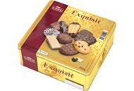 Печиво асорті Lambertz Exquisit 750г