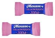 Цукерки Millennium шоколадні з чорничною начинкою кг