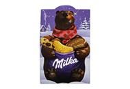 Набір Milka печиво, тістечка та вафлі 170г