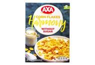 Сніданки сухі Axa Harmony Пластівці кукурудзяні б/цукру 270г