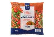 Мексиканська суміш Metro Chef заморожена 1кг