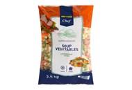 Суміш Metro Chef овочева для супа швидкозаморожена 2.5кг