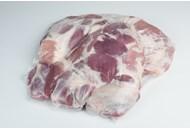 Напівфабрикат м`ясний натуральний великокусковий із свинини . Лопаточна частина . Заморожена вагова