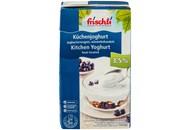 Йогурт Frischli ультрапастеризований 3,5% 1кг