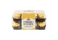 Цукерки Ferrero Rоcher в молоч шоколаді з лісовим горіх 200г