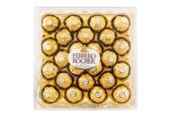 Цукерки Ferrero Rocher в молоч шоколаді з лісовим горіх 300г