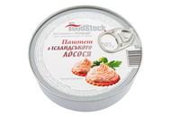 Паштет з ісландського лосося 205 г ТМ FOOD STOCK