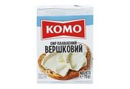 Сир плавлений Комо Вершковий 55% 75г