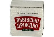 Дріжджі Львівські дріжджі пресовані хлібопекарські 42г