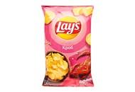Чіпси Lays картопляні зі смаком краба 25г