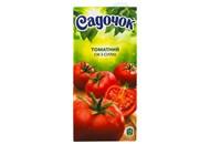 Сік Садочок томатний з сіллю 0.95л
