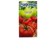 Сік Садочок томатний з сіллю 1.93л