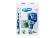 Серветки вологі Smile Antibacterial в саше 30шт/уп