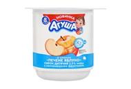 Сирок Агуша Печене яблуко для дітей від 8 місяців 3,9% 100г