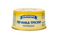 АКВА ПЕЧЕНЬ ТРЕСКИ 190Г