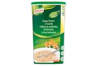 Суп-пюре Knorr з Лисичок. Суха суміш 1 кг