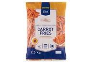 Морква фрі Metro Chef 2,5кг