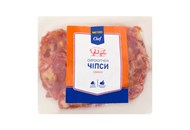 Чіпси Metro Chef свинячі сирокопчені 250г