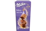 Тістечко Milka Mini Choco Bite бісквітне 117г