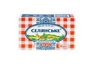 Масло Селянське Вологодське солодковершкове екстр 82,0% 200г