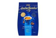 Кава Ambassador Premium натуральна смажена в зернах 1кг