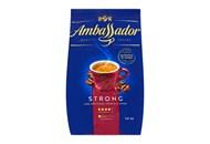 Кава Ambassador Strong натуральна смажена в зернах 1кг