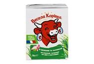 Сир плавлений Весела Корівка Вершковий із зеленню 38% 70г