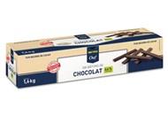 Батончики Metro Chef з темного шоколаду 44% 1,6 кг