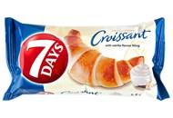Круасан 7Days з кремом зі смаком ваніль 60г