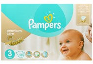 Підгузки Pampers Premium Care Midi 3 розмір 6-10кг 120шт