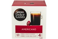 Кава Nescafe Dolce Gusto Americano 10г*16шт 160г
