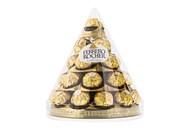 Цукерки Ferrero Rоcher хрусткі вафельні 350г