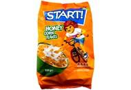 Сніданки сухі Start! Пластівці кукурудзяні медові 850г