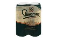 Пиво Staropramen світле 0,5л*4шт 2л