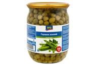 Горошок Aro Особливий зелений консервований 500мл