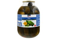 Огірки Aro зелені консервовані 3л