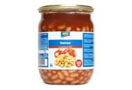 Квасоля Aro Пікантна в томатному соусі консервована 500мл